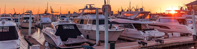 Lighthouse Point Marina Docks | Canton Waterfront Park | Snag-A-Slip