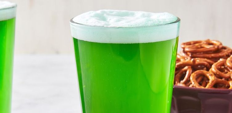 Green Beer | St Patrick's Day Recipes | Snag-A-Slip