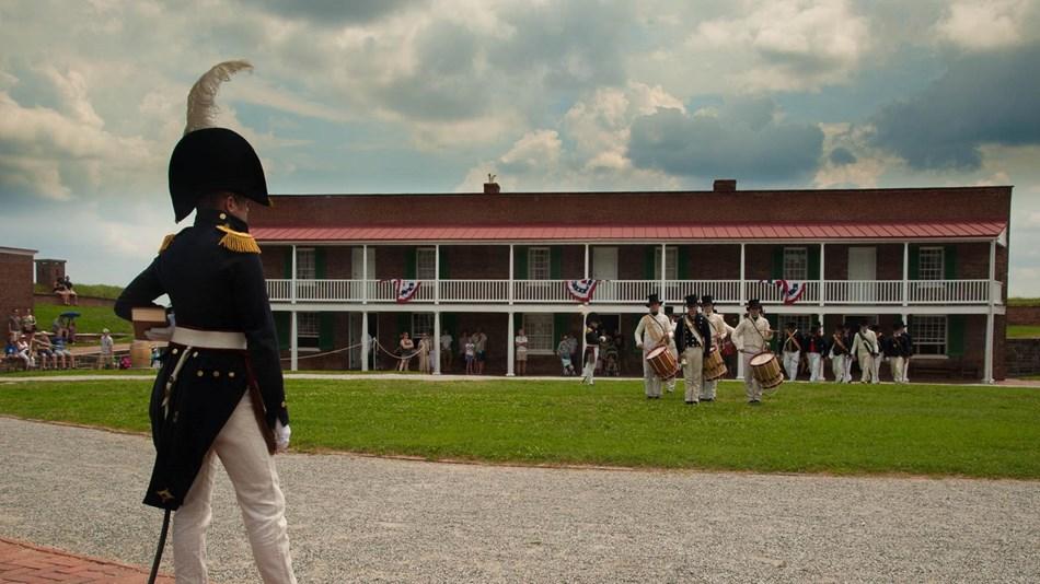 Fort McHenry Reenactment | Snag-A-Slip