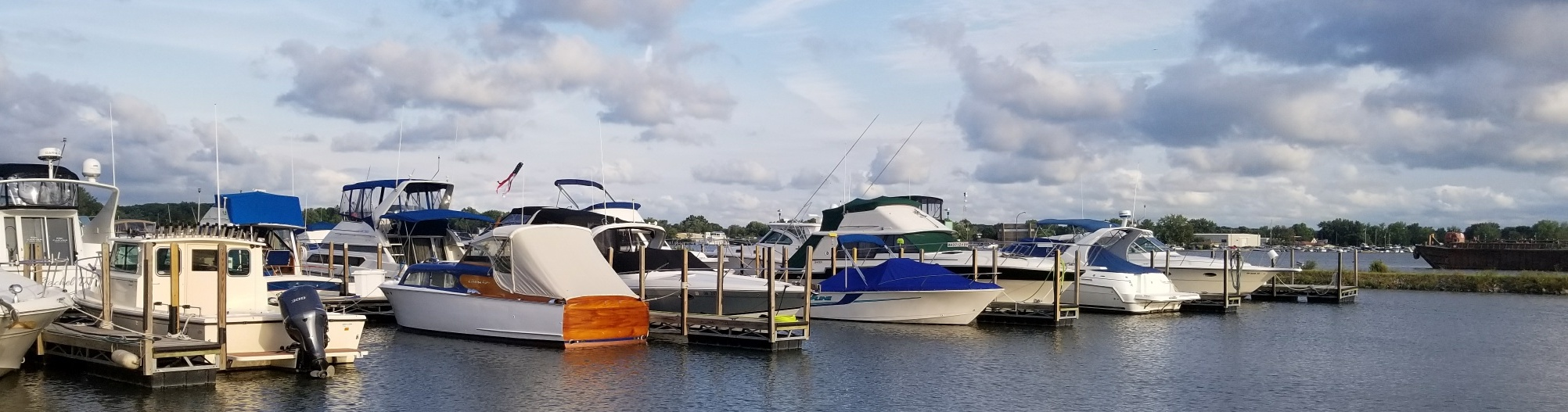 Boats at East Harbor State Park Marina | Snag-A-Slip