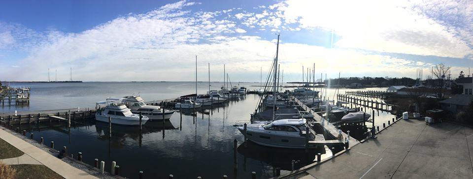 Horn Point Harbor Marina in Downtown Annapolis