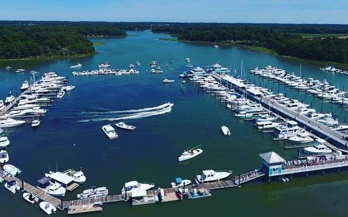 Oyster Farm Marina | New Marinas Added | Snag-A-Slip