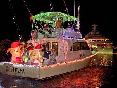 28th Annual Schooner Wharf Boat Parade