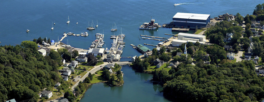 Ocean Point Marina | Boothbay, Maine | Snag-A-Slip
