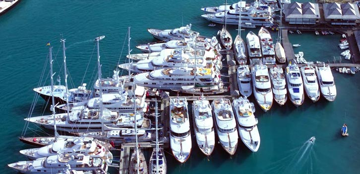 The Daily Catch: Antigua Yacht Club Marina
