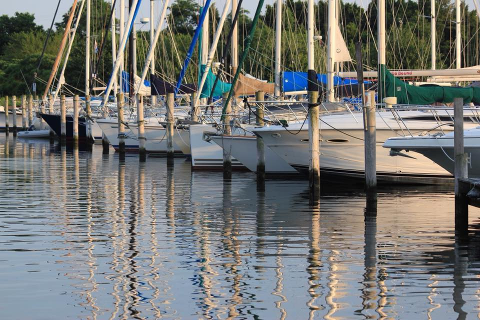 Mears Point Marina | Celebrate 4th of July by Boat | Snag-A-Slip