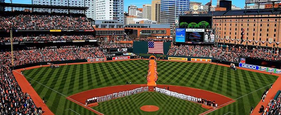 Camden Yards Stadium | Opening Day 2019 | Snag-A-Slip