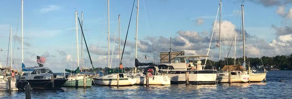 The Pelican Marina | ICW North Carolina Marinas | Snag-A-Slip