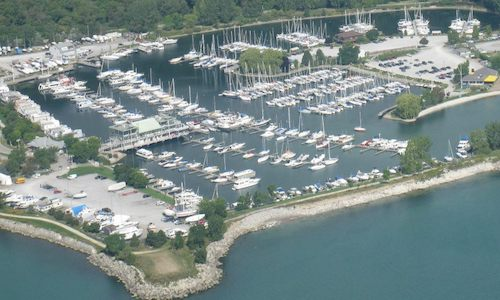 Bluffers Park Marina | Great Lakes | Snag-A-Slip