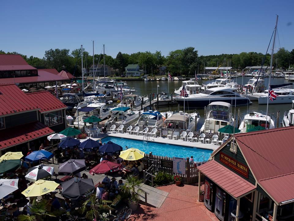 St. Michaels Marina | Antique Classic Boat Festival | Snag-A-Slip