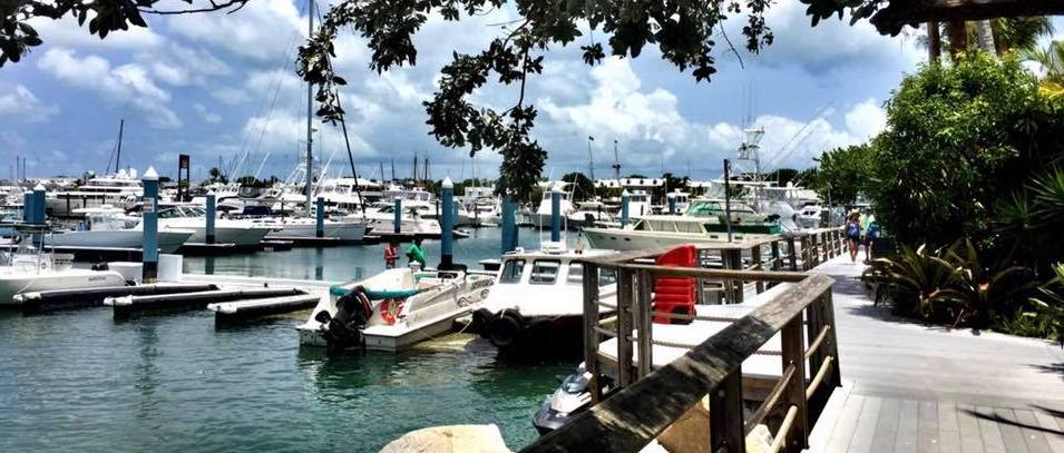 The Galleon Marina Docks | Best Beach Boutiques | Snag-A-Slip