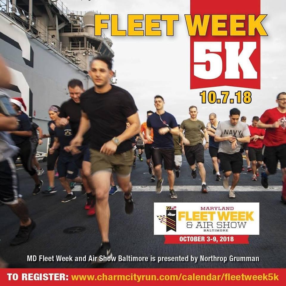 Fleet Week 2018 Baltimore