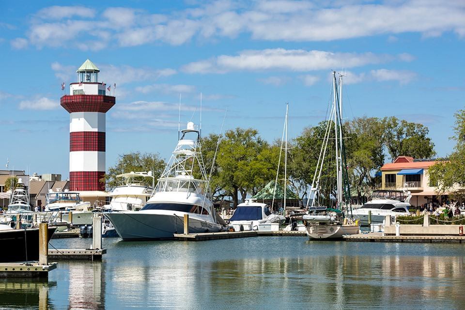 Harbour Town Yacht Basin | New Marinas Added | Snag-A-Slip