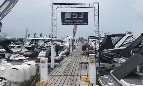 Pier 53 Marina | Great Lakes | Snag-A-Slip