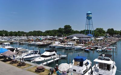 Algonac Harbour Club | New Marinas Added | Snag-A-Slip
