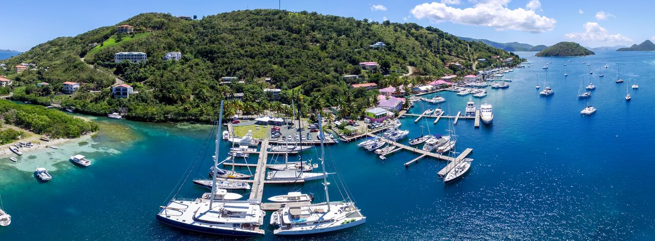 The Daily Catch: Light House Marina – BVI