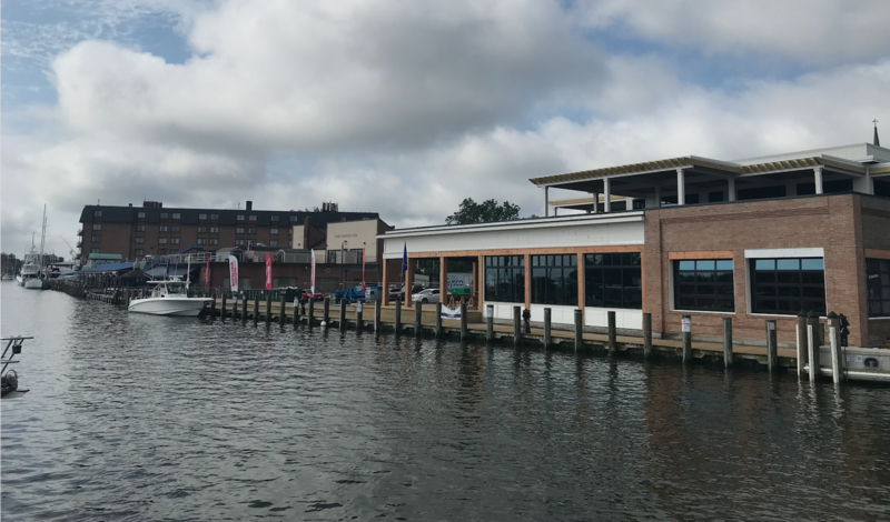 Annapolis Town Dock | Fall Boating | Snag-A-Slip