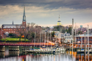 Marinas in Annapolis, Maryland - Chesapeake Bay Boating Destinations