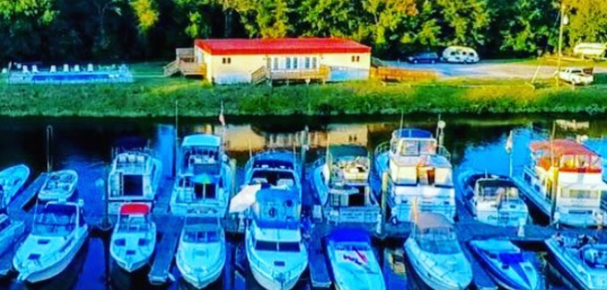 Appomattox Boat Harbor – The Daily Catch