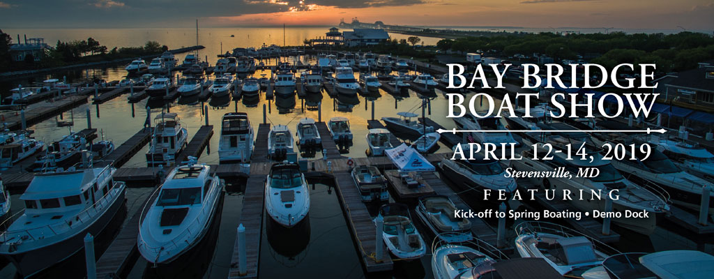 Bay Bridge Boat Show Header | Bay Bridge Boat Show 2019 | Snag-A-Slip