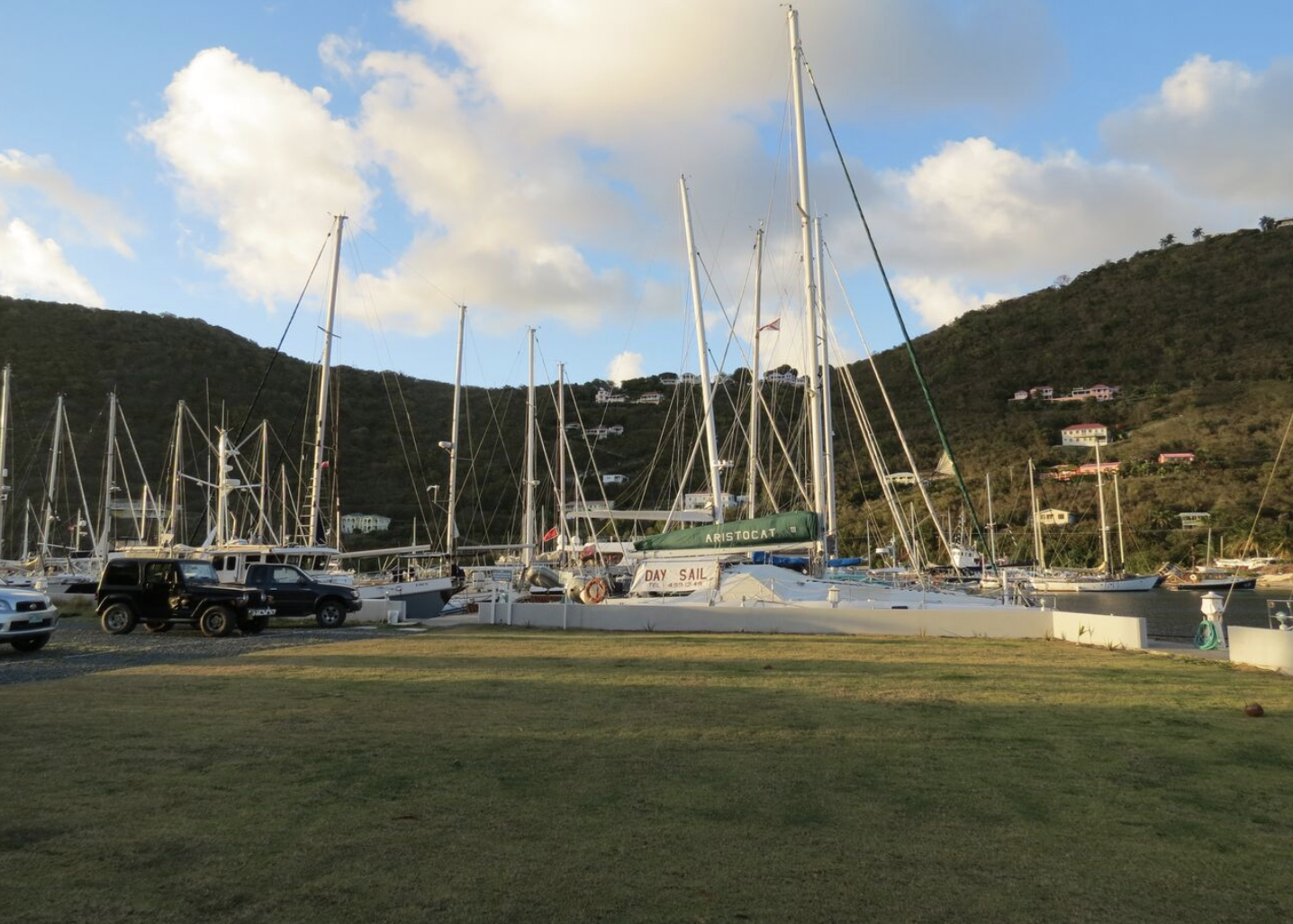 Light House Marina-BVI Boat Yard | Snag-A-Slip