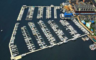 Lighthouse Point Marina | Big Bay Hunt 2020 | Snag-A-Slip