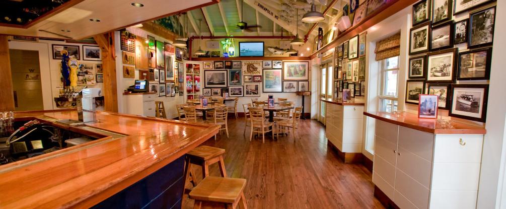 Boatyard Bar & Grill Renovations | Annapolis Powerboat Show 2019 | Snag-A-Slip