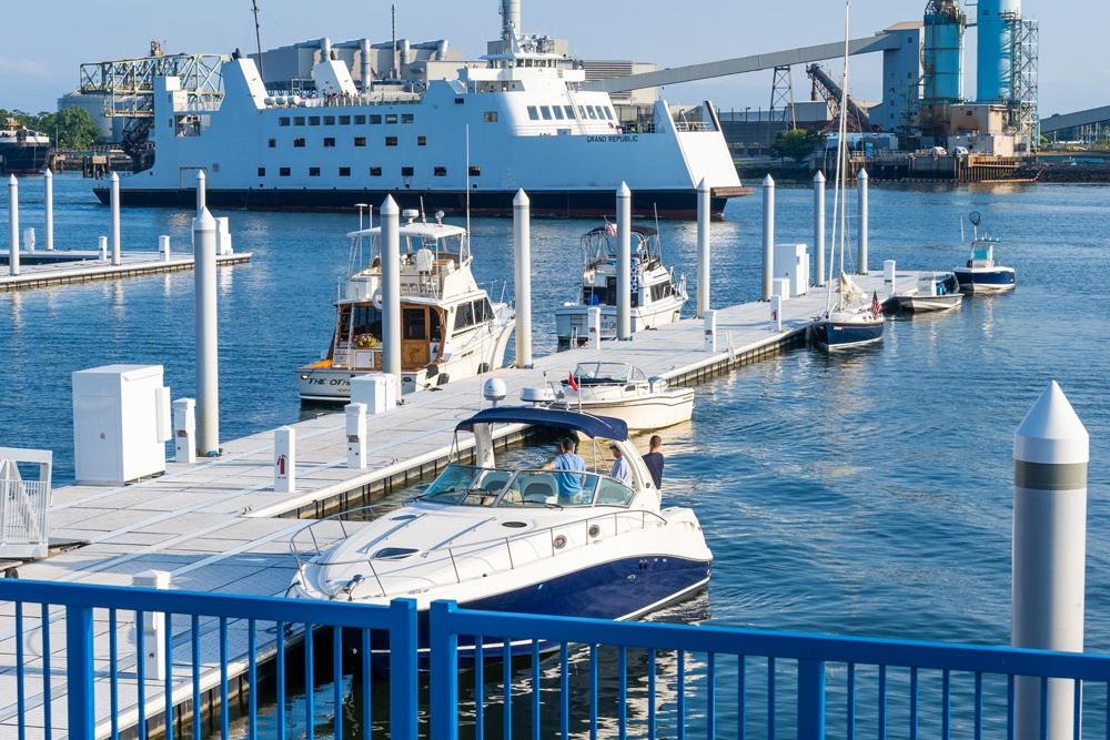 Bridgeport Harbor Marina | New Marinas Added | Snag-A-Slip