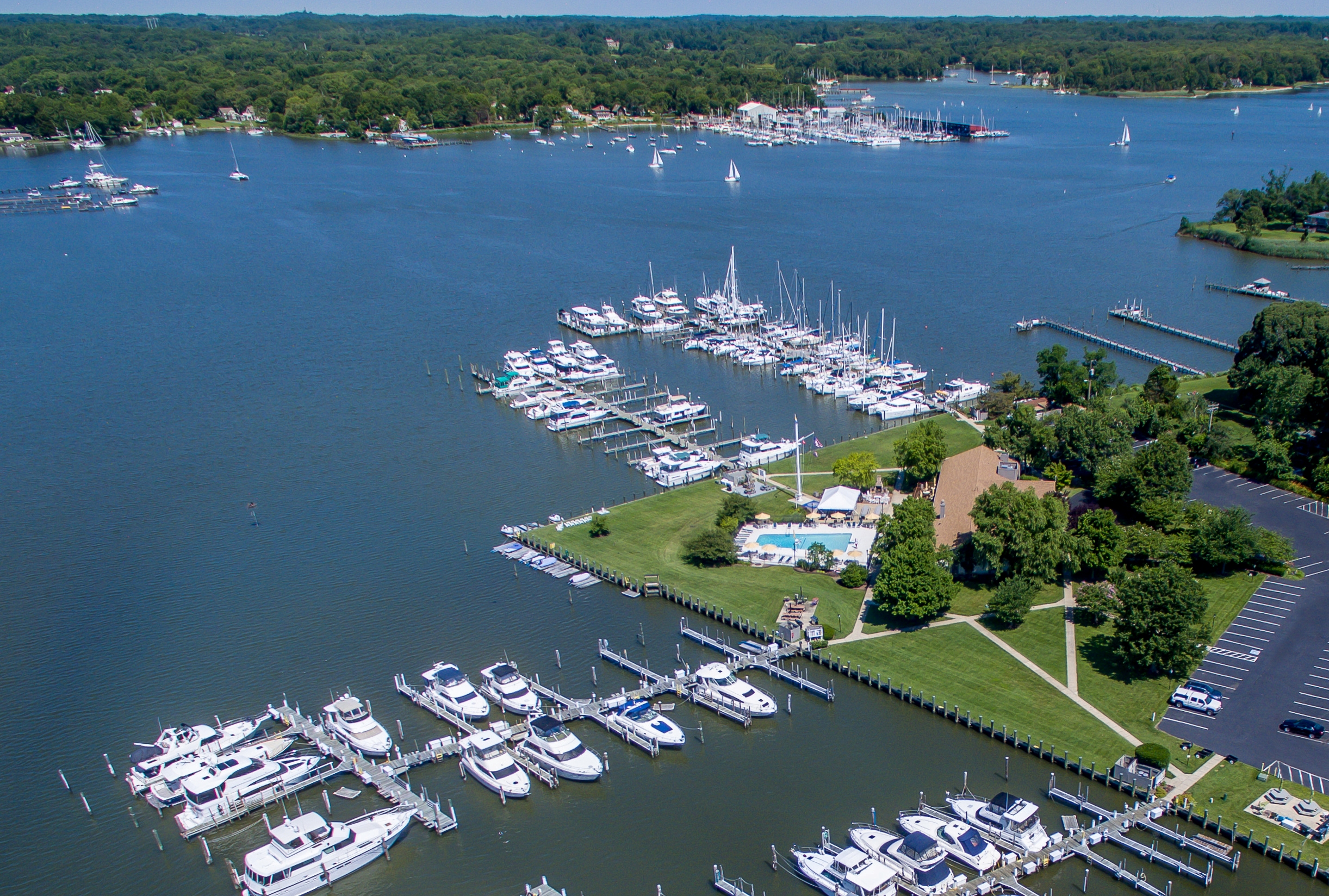 Chesapeake Yacht Club | New Marinas Added | Snag-A-Slip