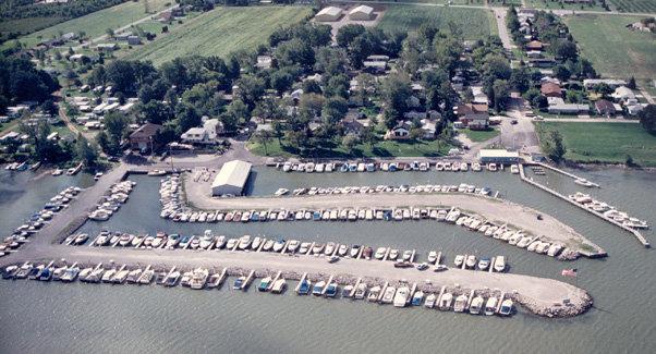 Channel Grove Marina aerial   New Marinas   Snag-A-Slip