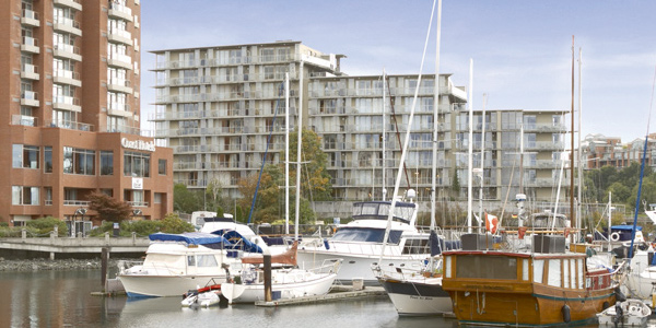 Coast Victoria Hotel and Marina by APA | Vancouver | Snag-A-Slip