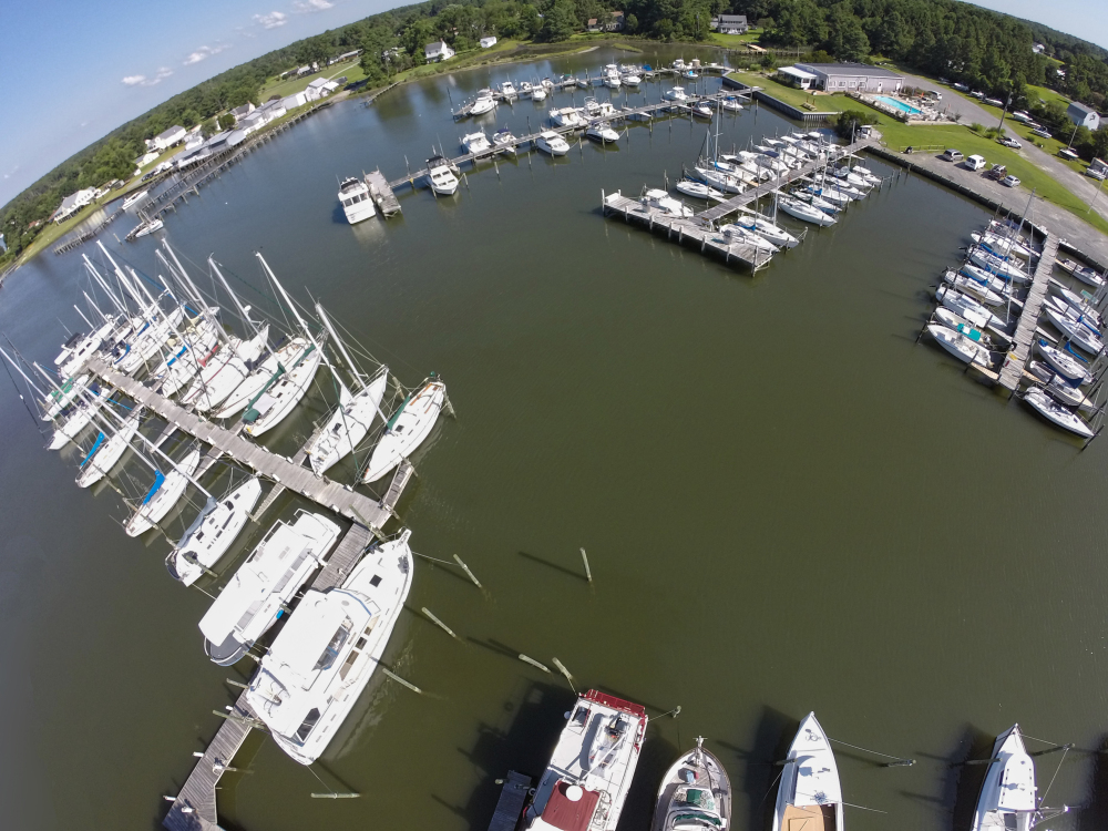 Crown Pointe Marina | ICW Virginia Marinas | Snag-A-Slip