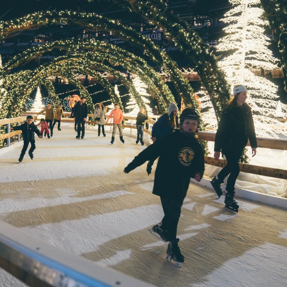 Enchant Ice Rink | Enchant Washington DC | Snag-A-Slip