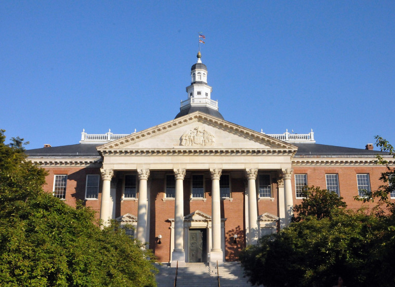 Annapolis State House | Annapolis Powerboat Show 2019 | Snag-A-Slip