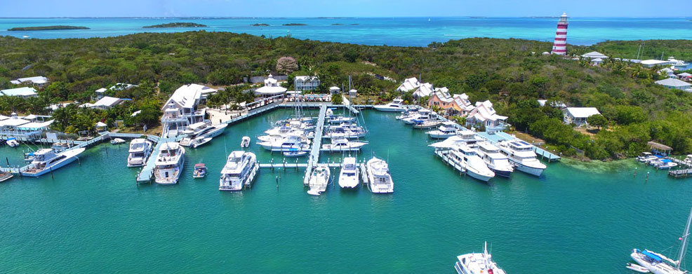Hope Town Inn Marina Docks | New Southeast Marinas | Snag-A-Slip