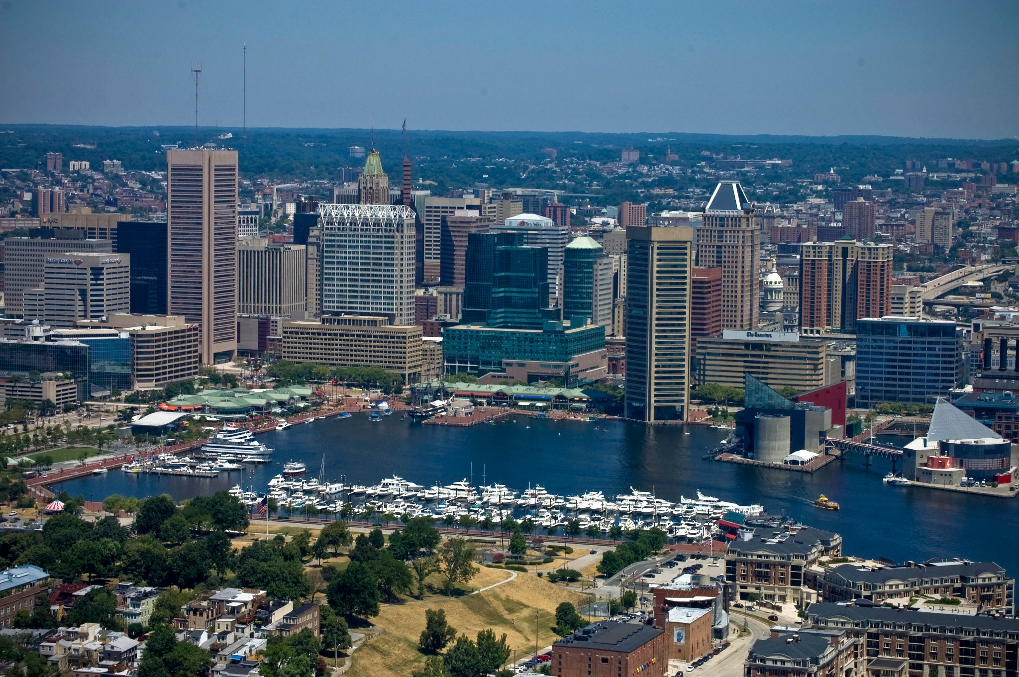 Baltimore Inner Harbor Marina | 2019 top destinations | Snag-A-Slip