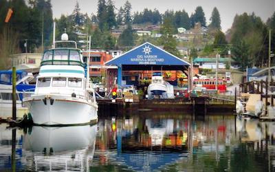 Gig Harbor Marina and Boatyard | Washington State | Snag-A-Slip