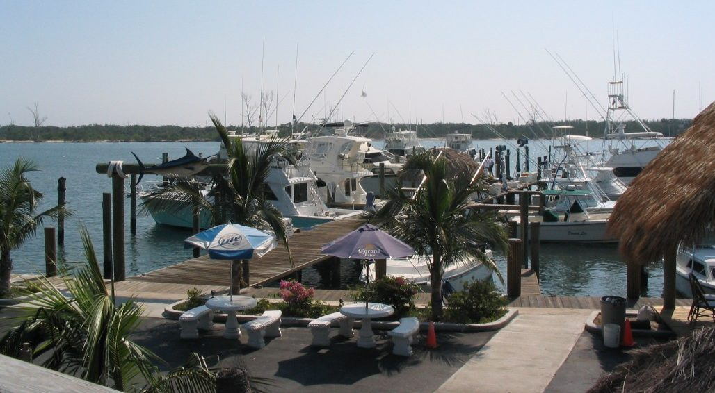 Stay and Tiki at Blowing Rocks Marina in Jupiter, Florida