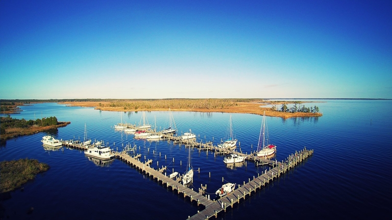 Dowry Creek Marina | ICW North Carolina Marinas | Snag-A-Slip