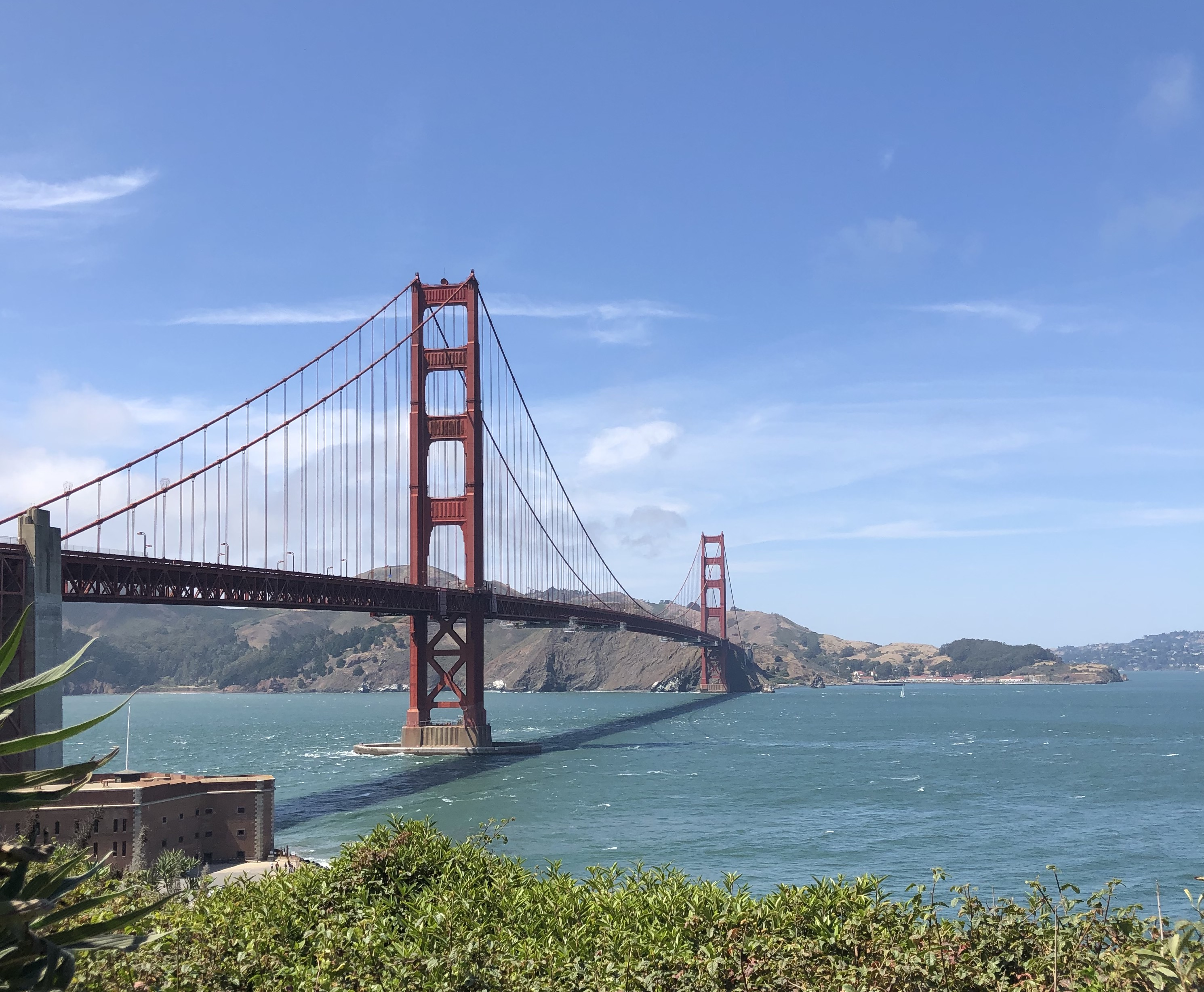 Golden Gate Bridge | San Francisco | Snag-A-Slip