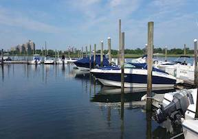 Lawrence Yacht & Country Club Docks | New Northeast Marinas Added | Snag-A-Slip