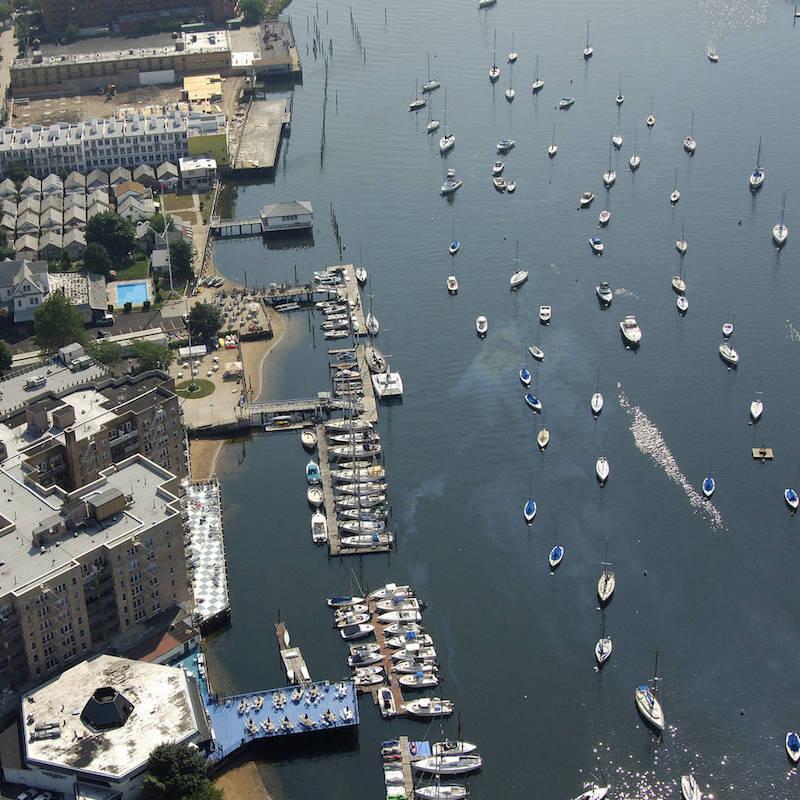 Miramar docks view | New Marinas Added | Snag-A-Slip