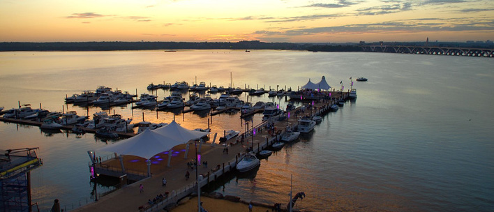 National Harbor Marina | National Cherry Blossom Festival 2019 | Snag-A-Slip