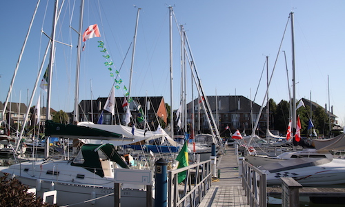 Newport Yacht Club | Great Lakes | Snag-A-Slip