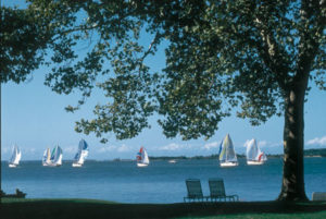 Oxford, MD - Chesapeake Bay Boating Destinations