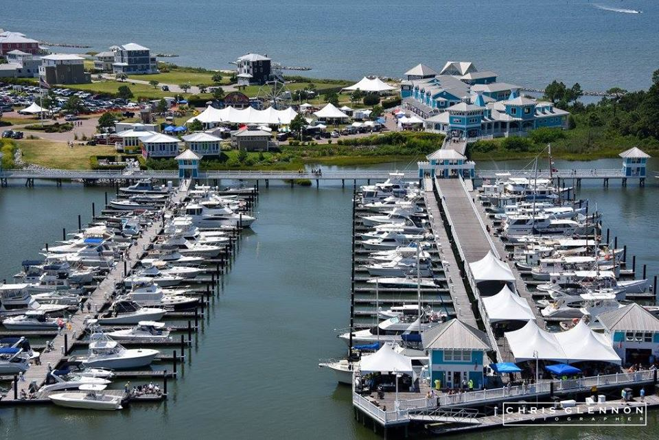 Oyster Farm Marina | ICW Virginia Marinas | Snag-A-Slip