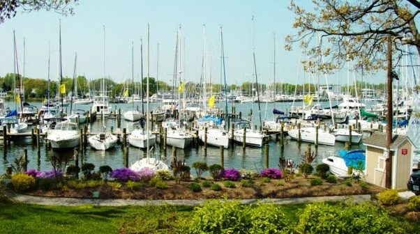 A Look Back On Our First Marinas in the Chesapeake Bay