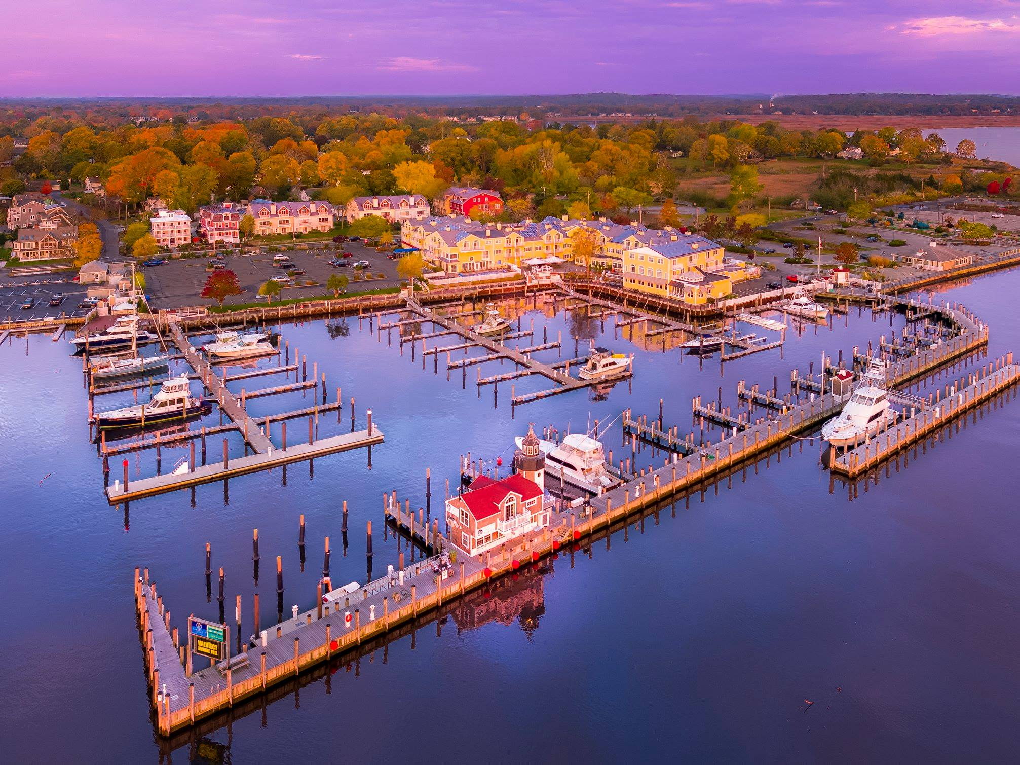 Saybrook Point Marina | 2019 top destinations | Snag-A-Slip
