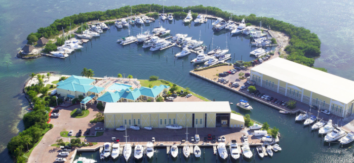 Your Holiday Getaway to Key West Harbour Marina