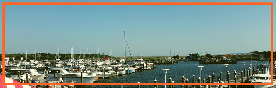 Somers Cove Marina in Crisfield Maryland
